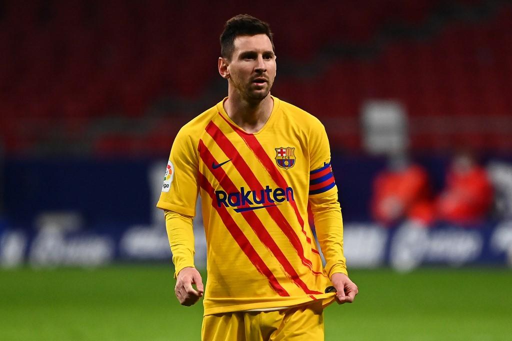 Manchester City ofrece a Messi un contrato por diez temporadas