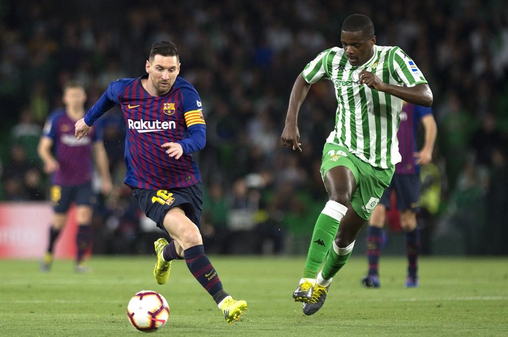 Messi, Barcelona vs Betis, La Liga 2020