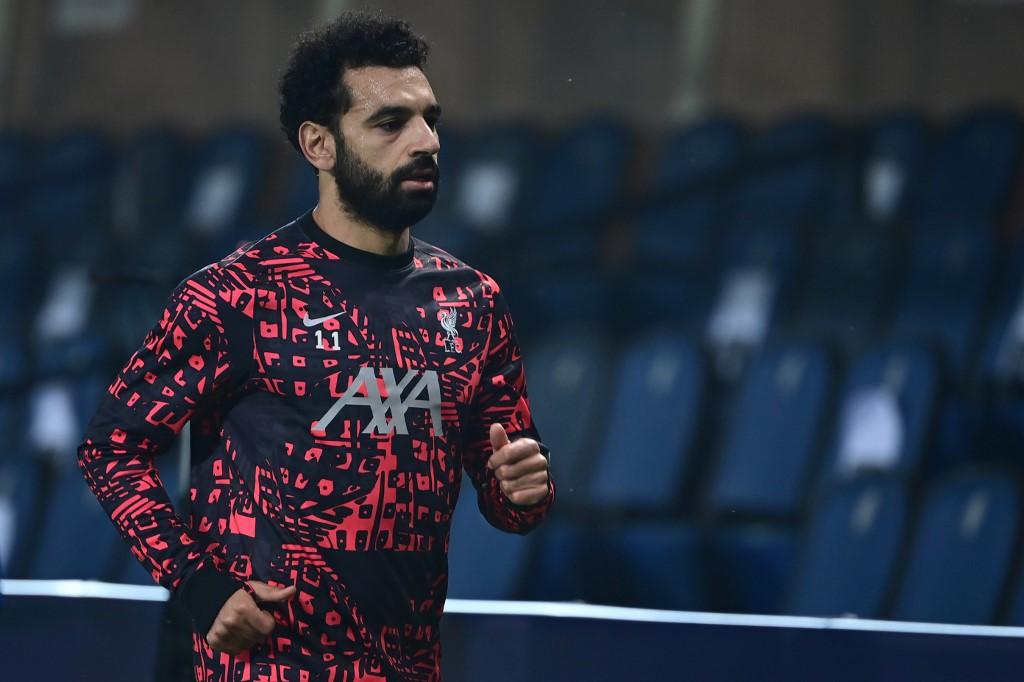 Mohamed Salah da positivo a COVID-19