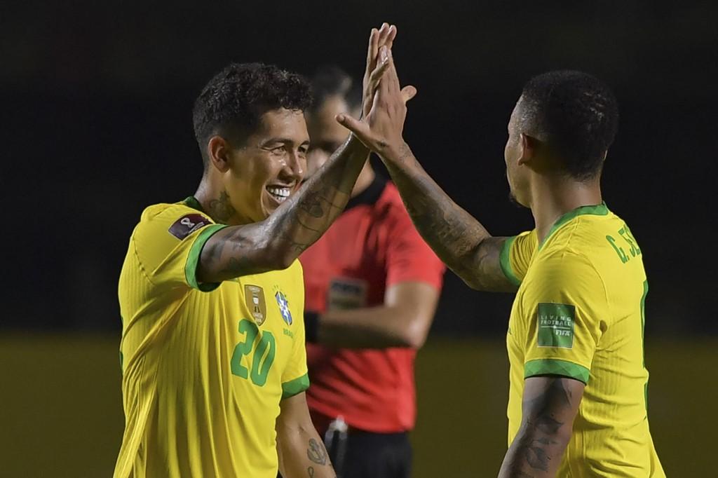 Brasil vence a Venezuela en las eliminatorias
