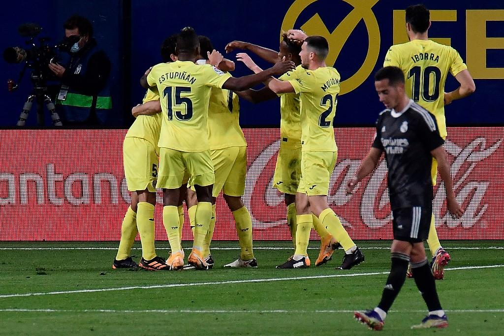 Villareal y Real Madrid emapatan
