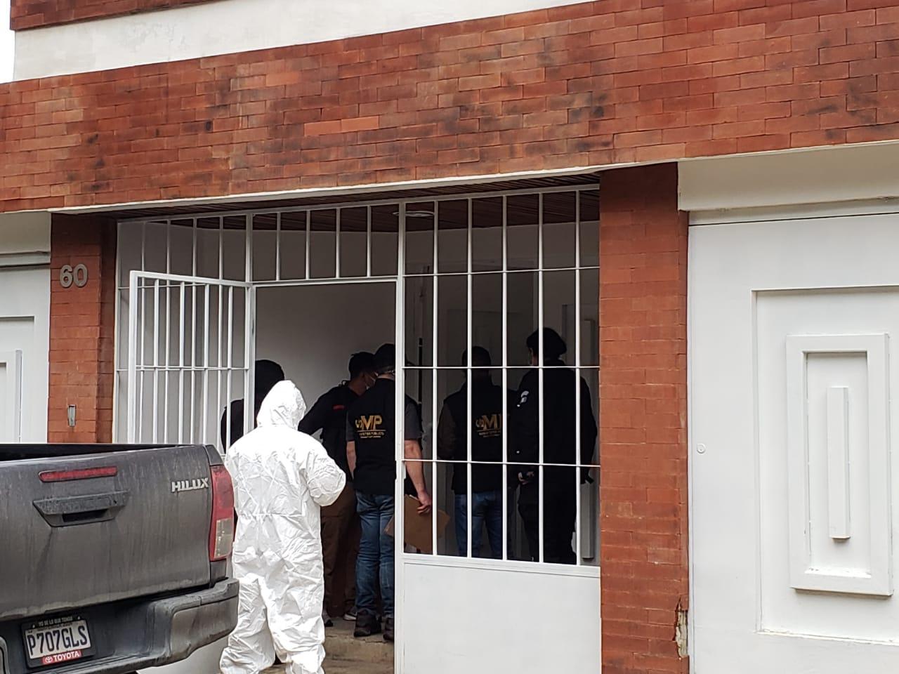 allanamientos para capturar al exministro de Desarrollo, Carlos Velásquez Monge