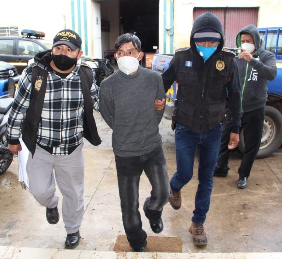 capturan a agresores sexuales de menor con discapacidad en Jalapa