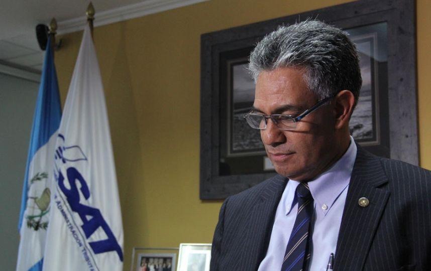 Carlos Muñoz, exjefe de la SAT