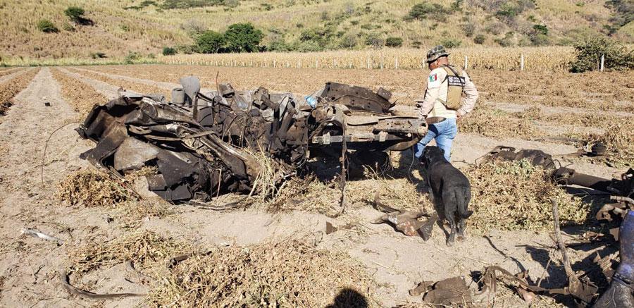 Explota camión con combustible en México