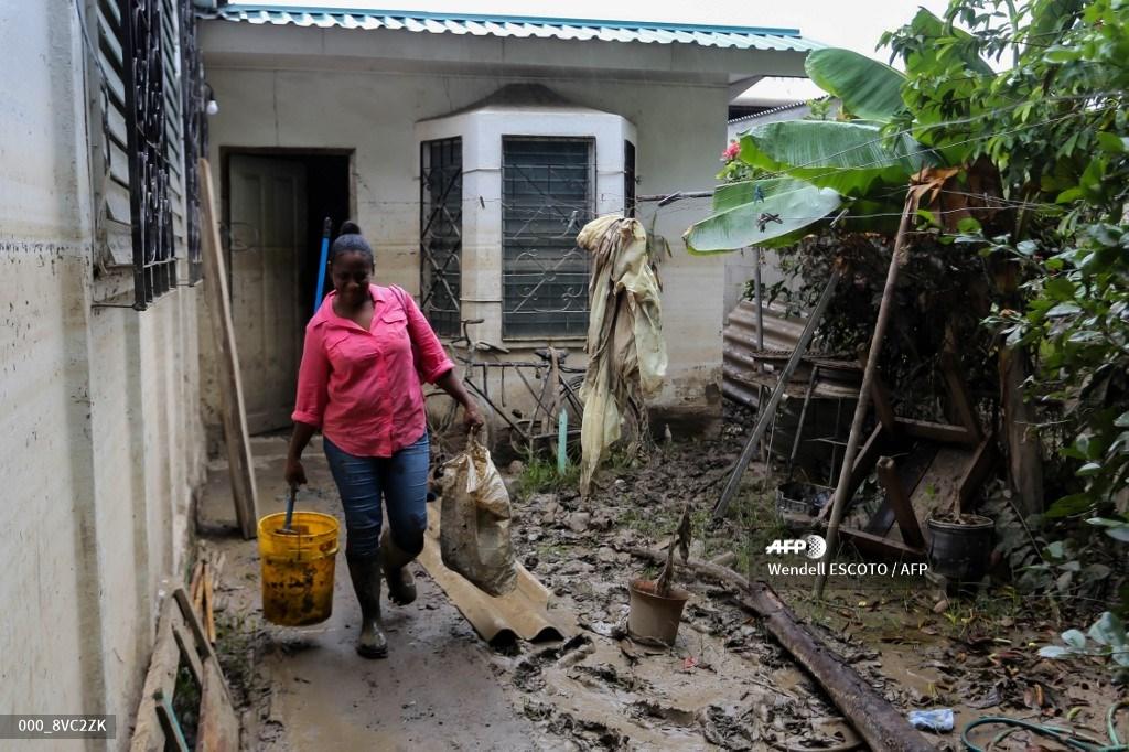 Huracán Iota golpea Nicaragua
