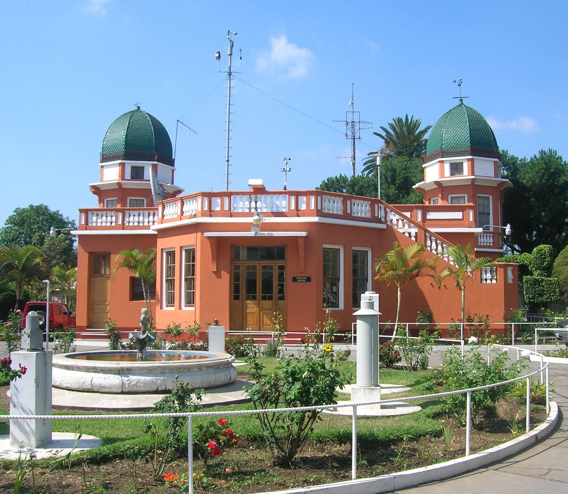 sede del Insivumeh