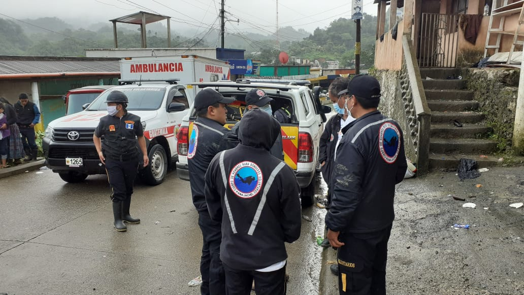 localizan a hombre que cayó de lancha en Campur, Alta Verapaz