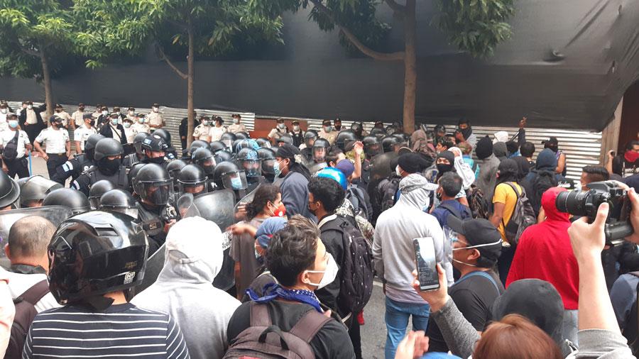 Manifestación del sábado 21 de noviembre