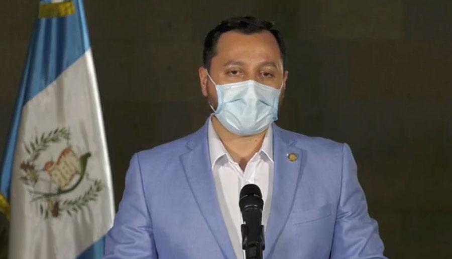 Ministro Gendri Reyes
