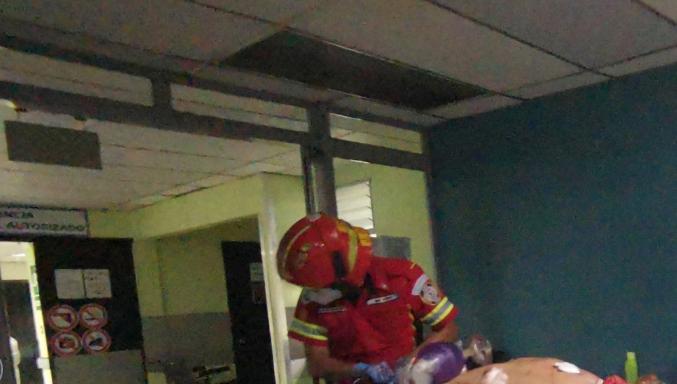 Taxista es atacado a balazos en Chinautla