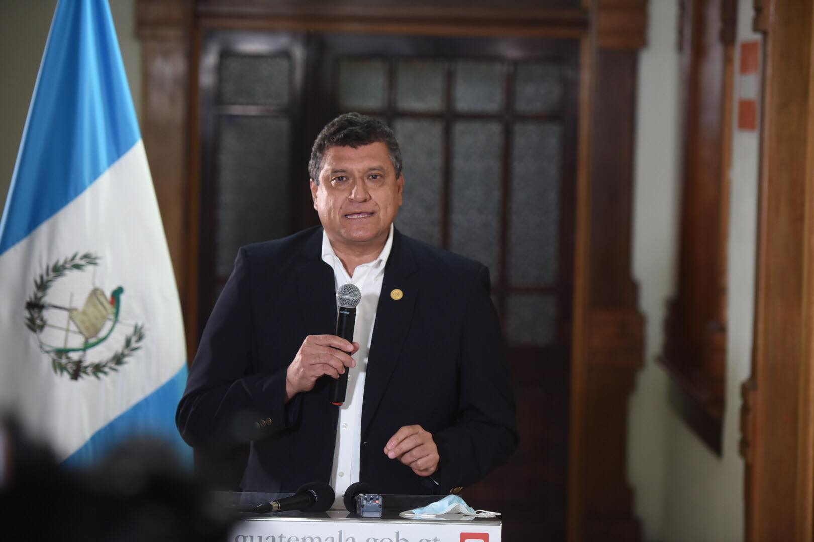 vicepresidente Guillermo Castillo