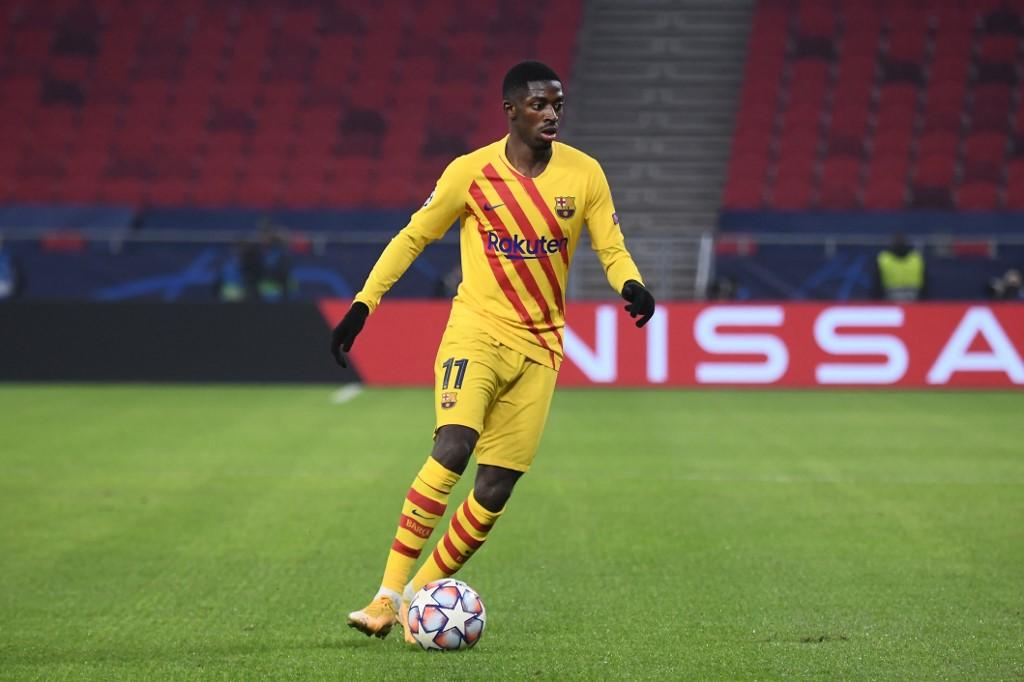 Dembélé no jugará contra la Juventus