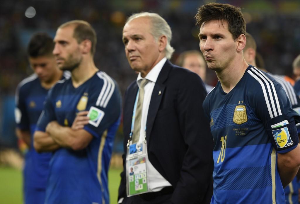 Esto dijo Messi por la muerte de Sabella