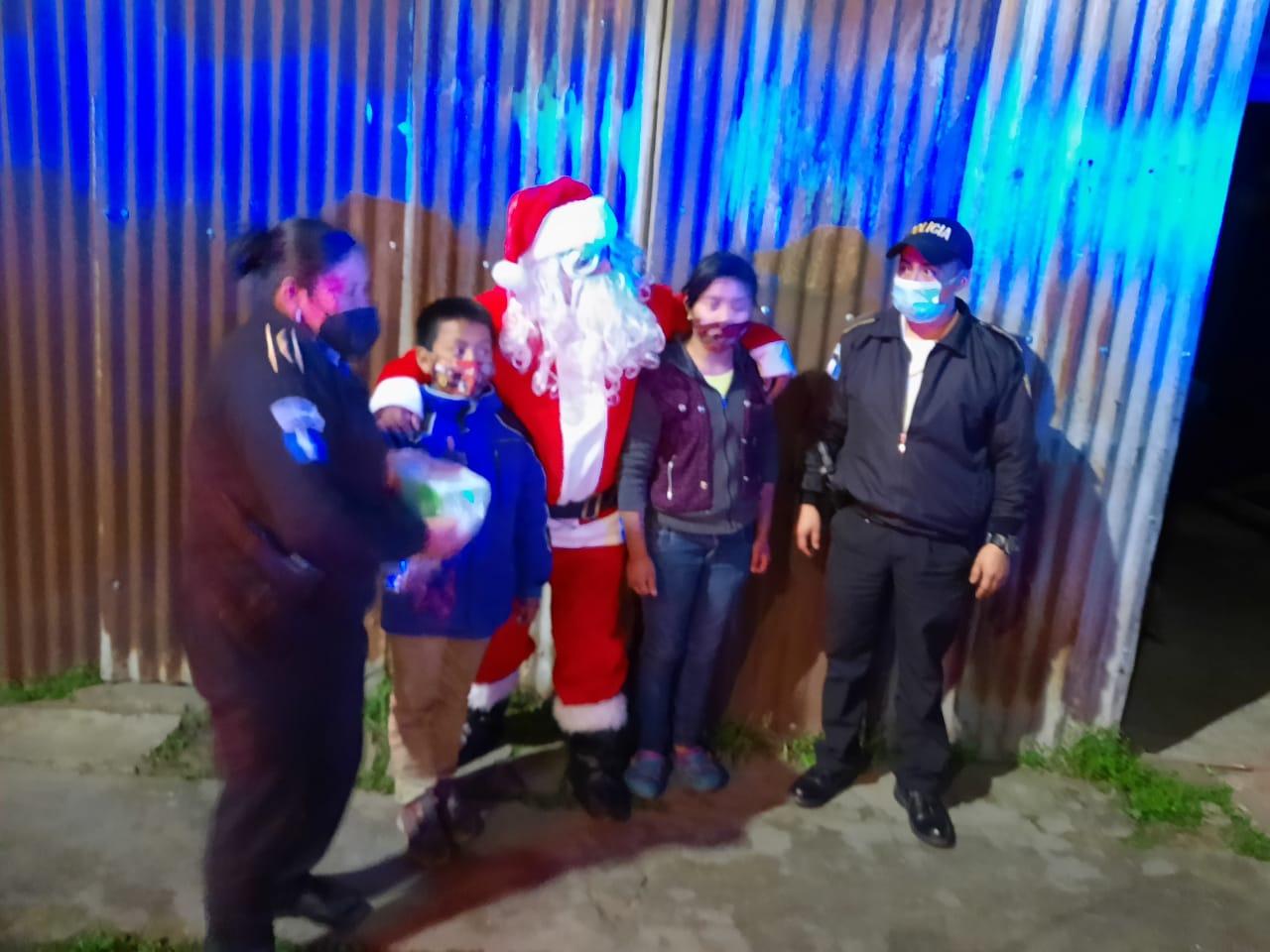 PNC Santa Claus