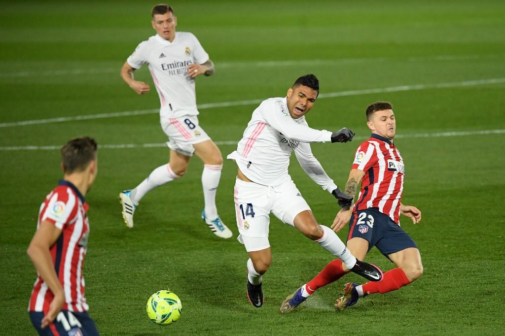 Real Madrid vs Atlético de Madrid, La Liga 2020