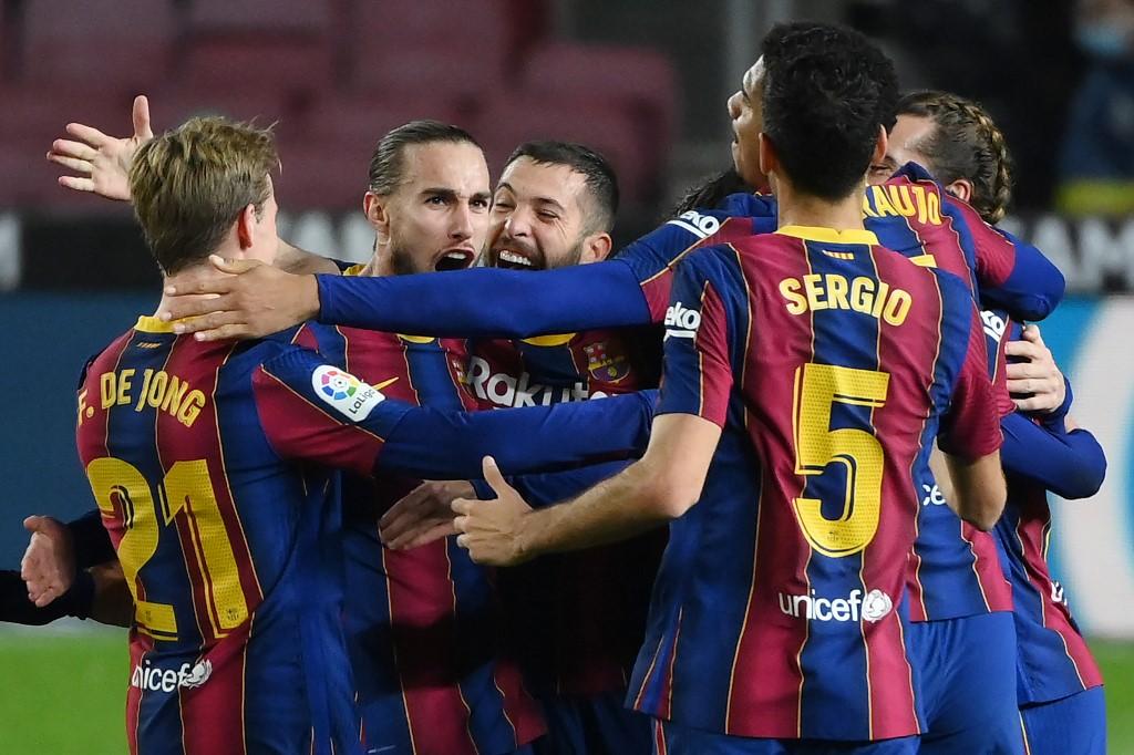 Barcelona vence a la Real Sociedad