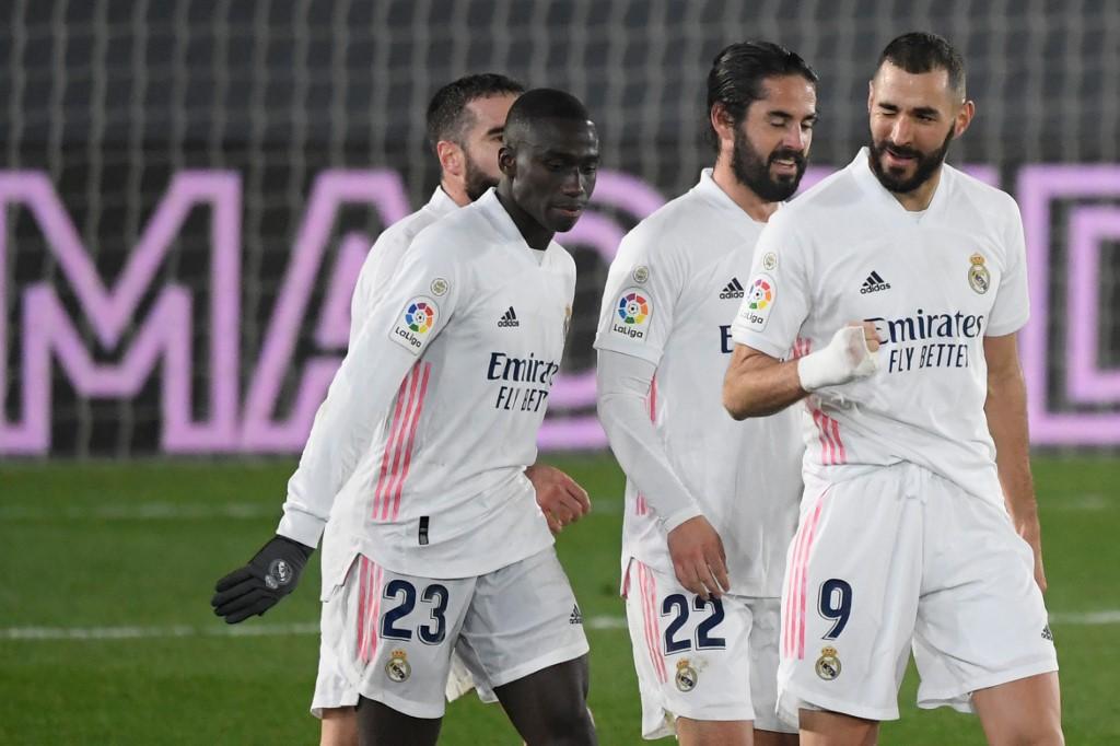 Triunfo del Real Madrid frente al Granada