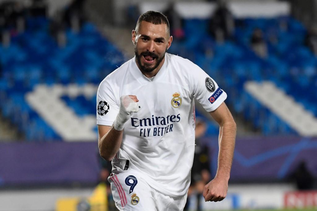 Real Madrid vence al Monchenbladbach y clasifica