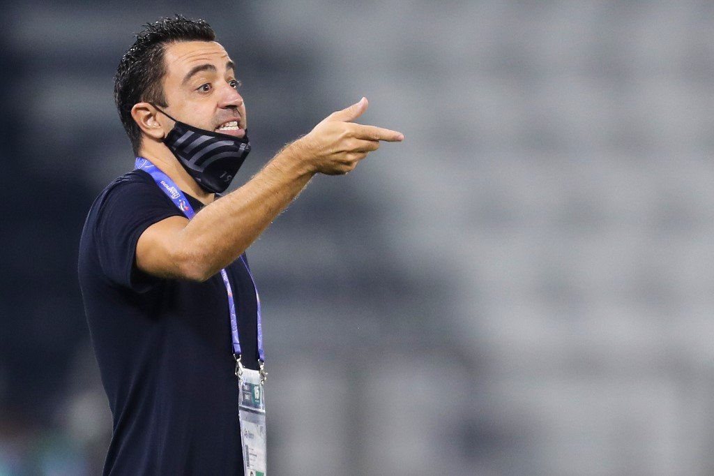 Xavi Hernández sería el nuevo manager deportivo del Barcelona