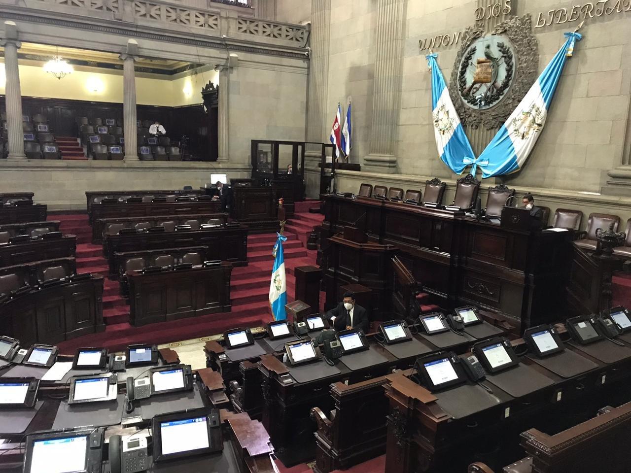 Congreso da trámite en segundo debate a ratificación del estado de Calamidad por Eta