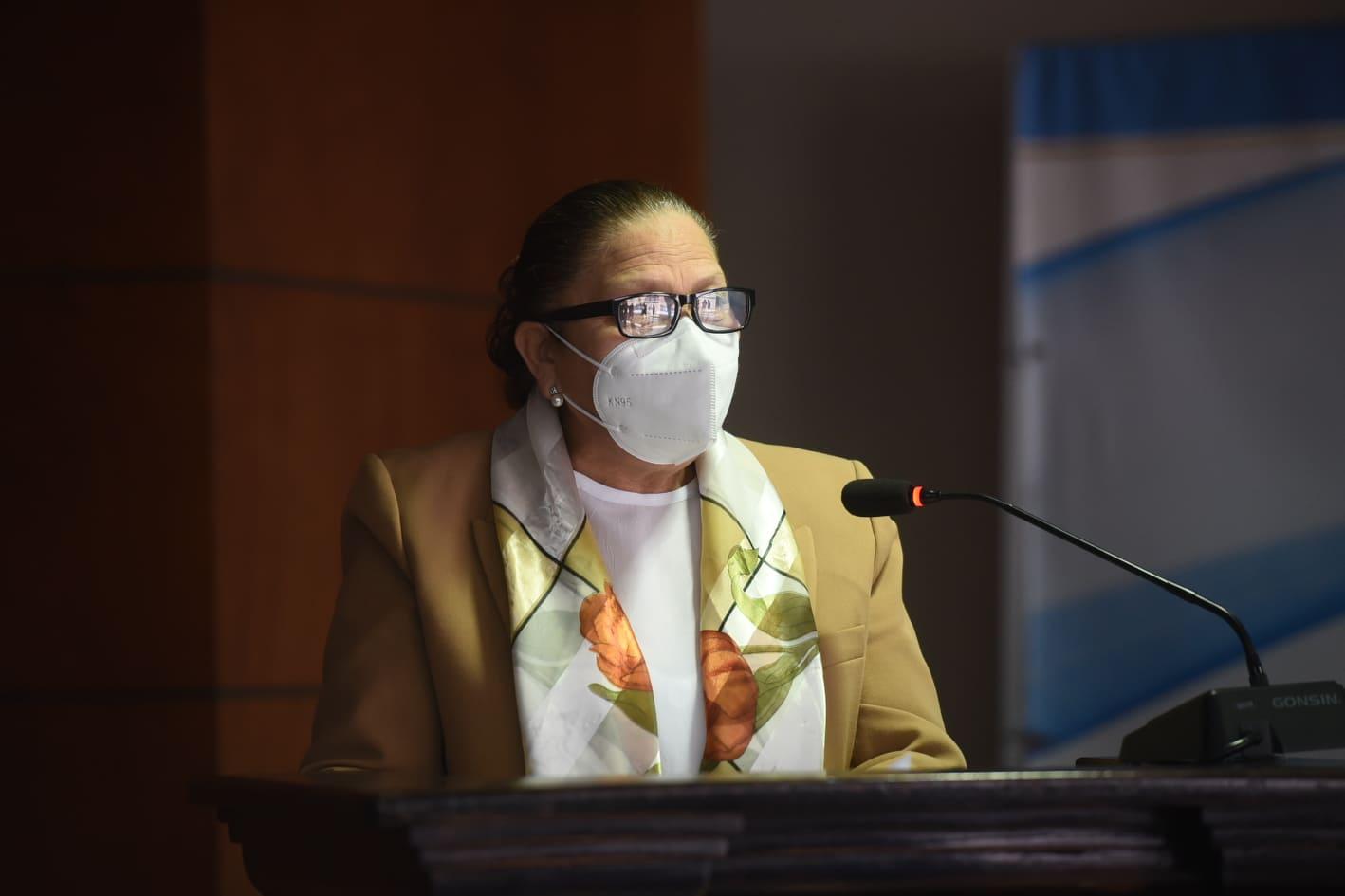fiscal general Consuelo Porras asegura que FECI ha sido fortalecida