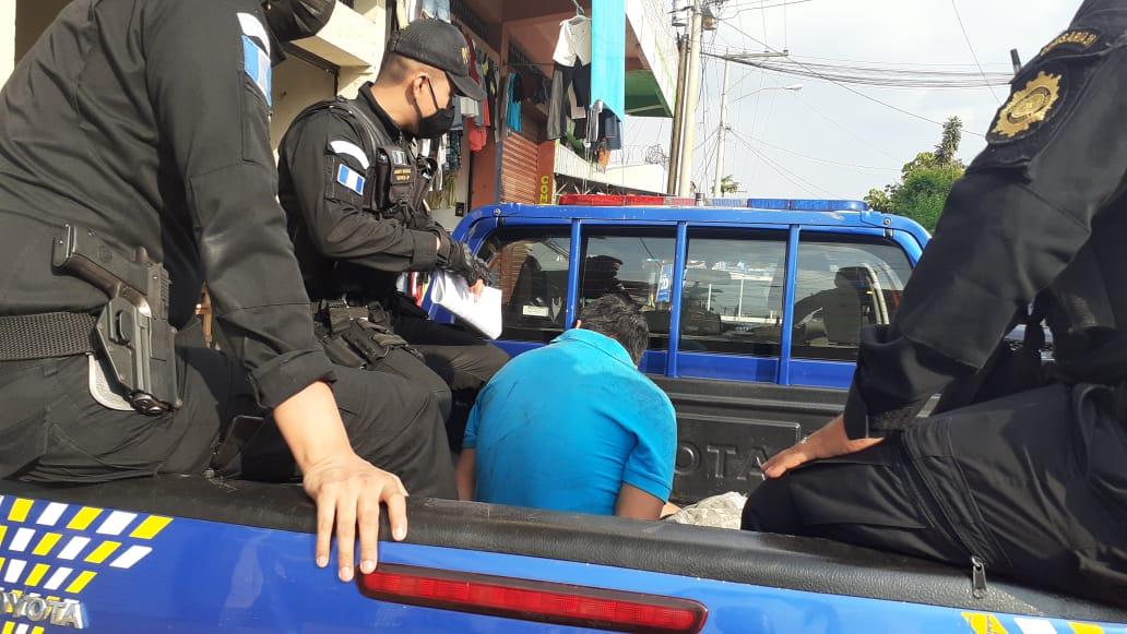 Capturado extorsionaba a víctimas con publicación de fotos y videos íntimos