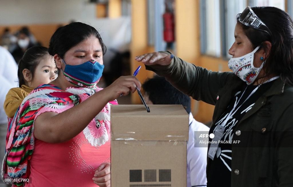 Elecciones en Bolivia 2020