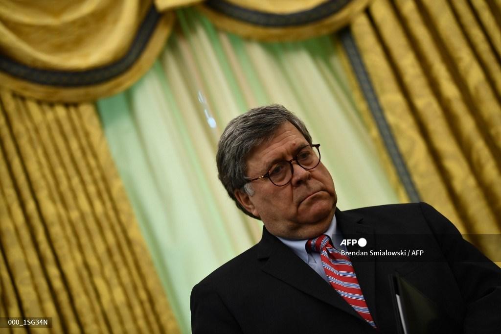 Bill Barr, fiscal general de Estados Unidos