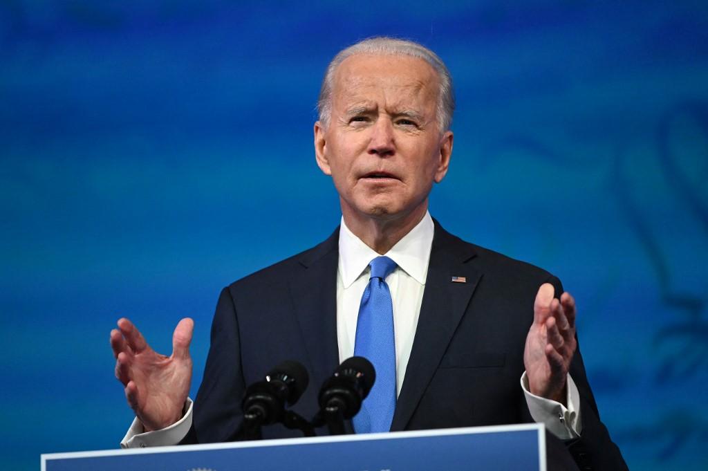 Joe Biden en Delaware