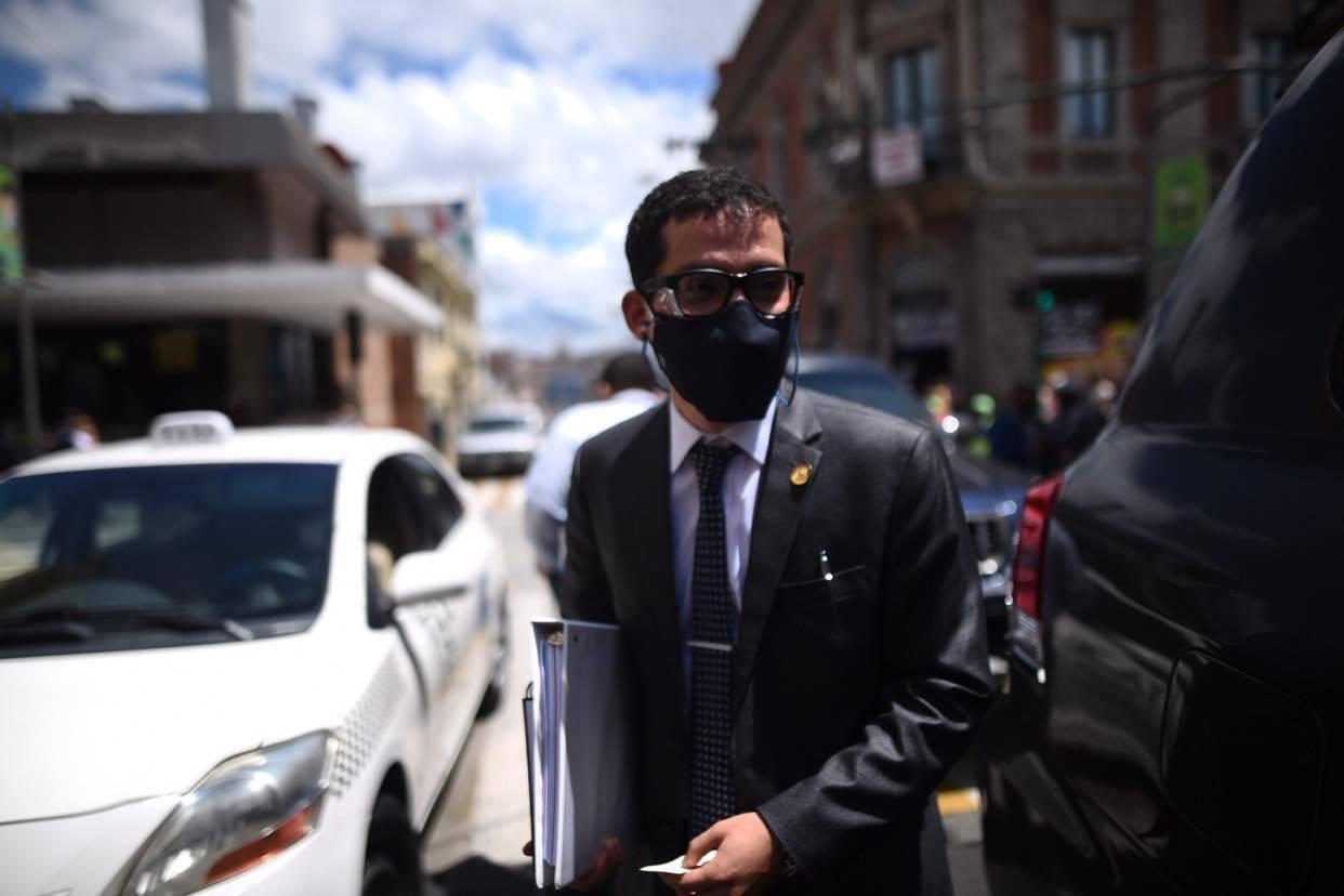 Miguel Martínez, director del Centro de Gobierno