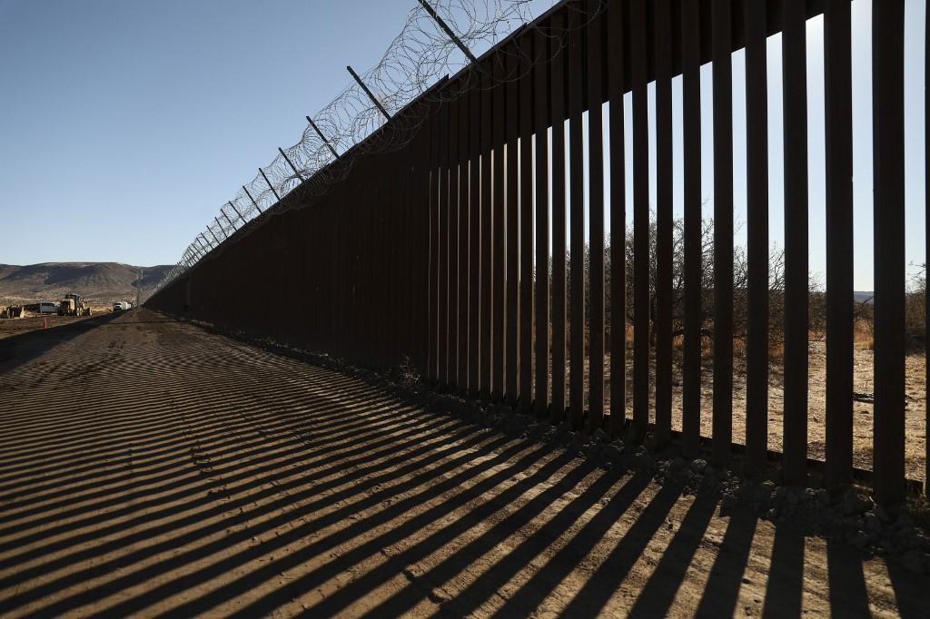 Muro fronterizo de Trump