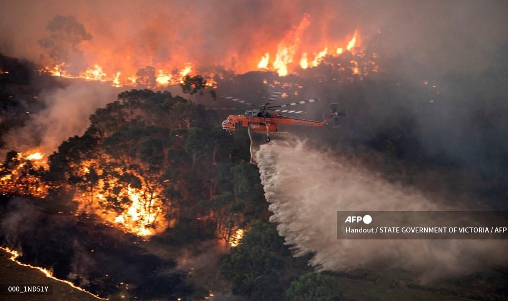 Incendios en Australia 2020