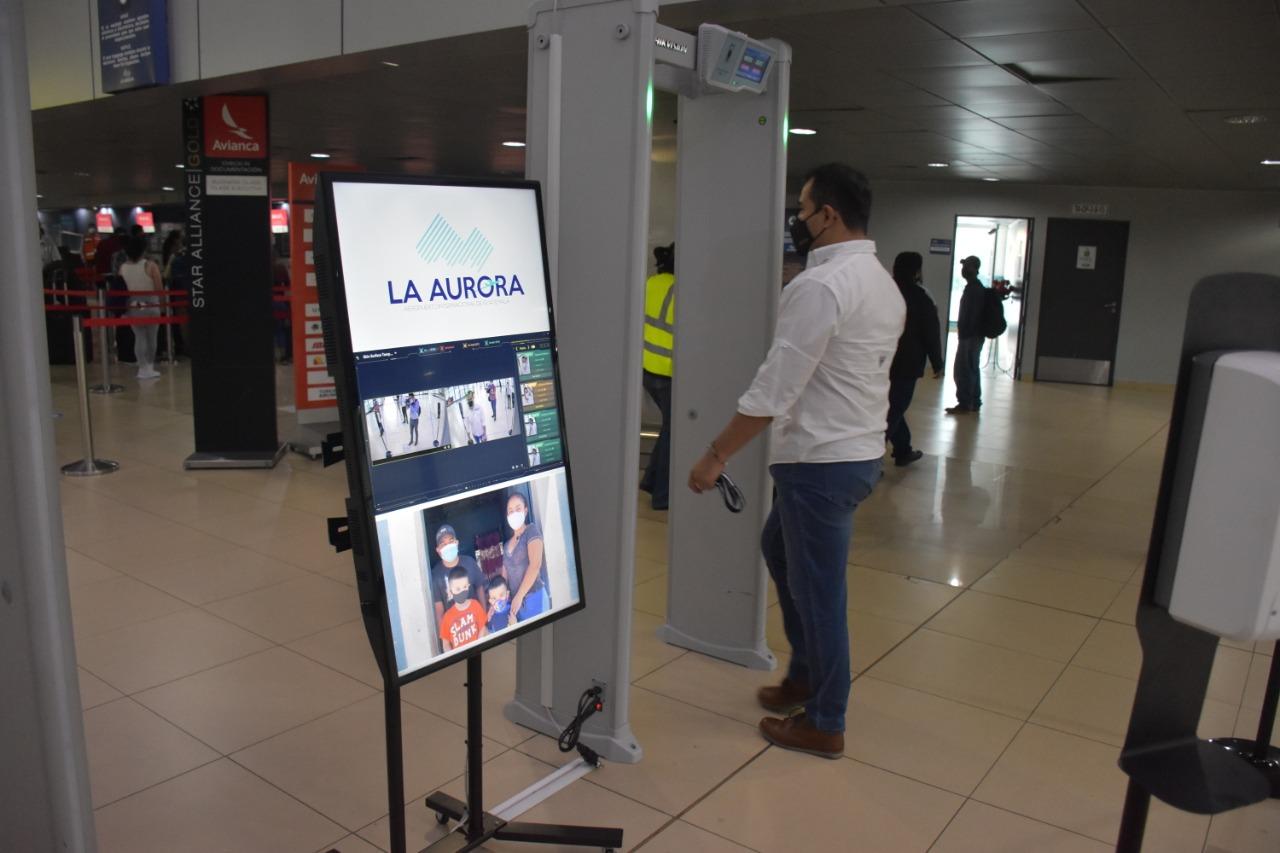 protocolos por Covid-19 para ingreso a Guatemala en aeropuerto