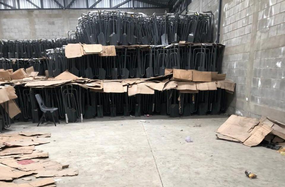 FECI confirma sustracción de equipo vinculado al caso Transurbano