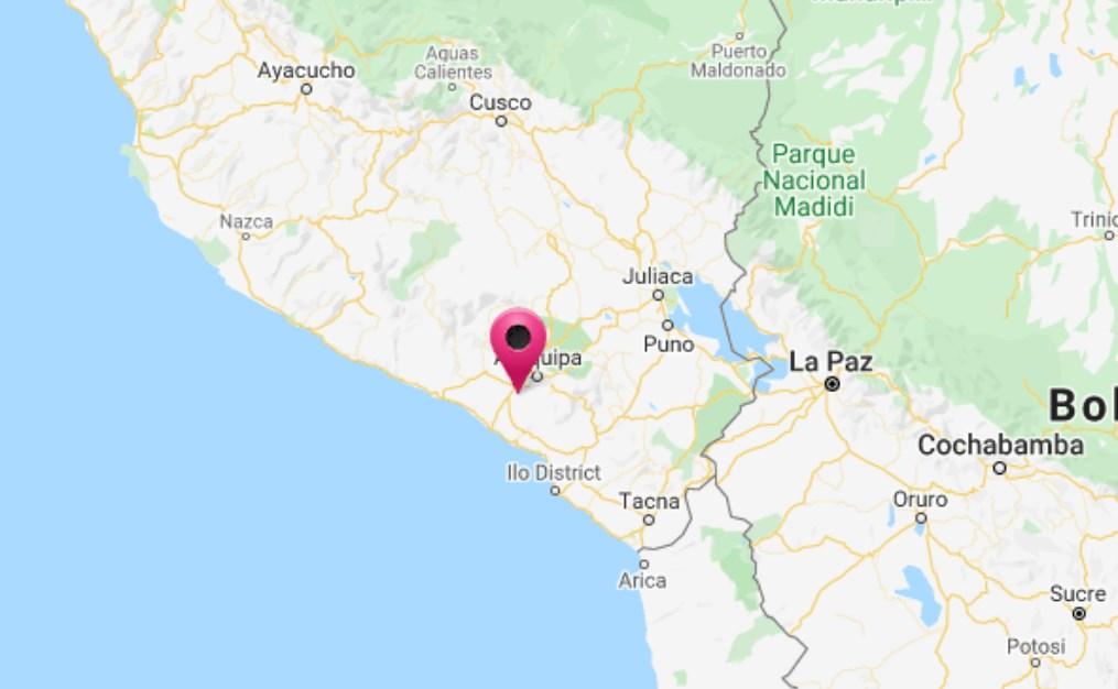 Sismo en Perú, 16 de diciembre de 2020