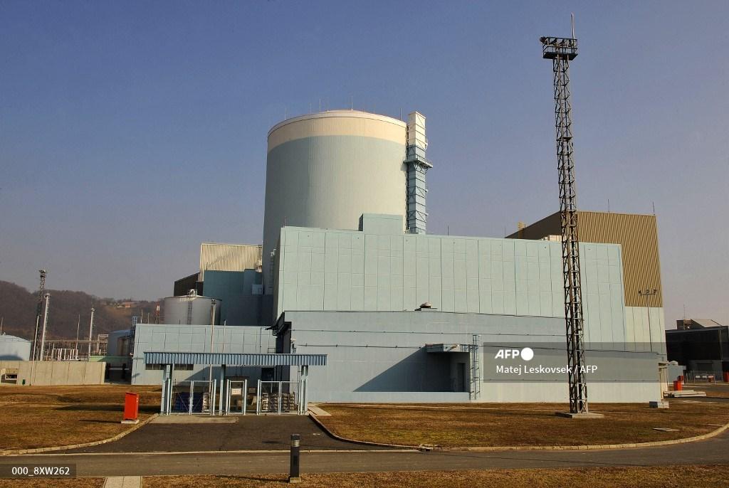 Planta nuclear en Eslovenia