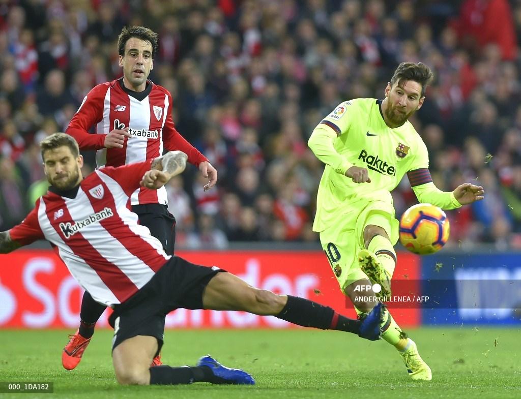 Barcelona vs Athletic de Bilbao, final Supercopa de España