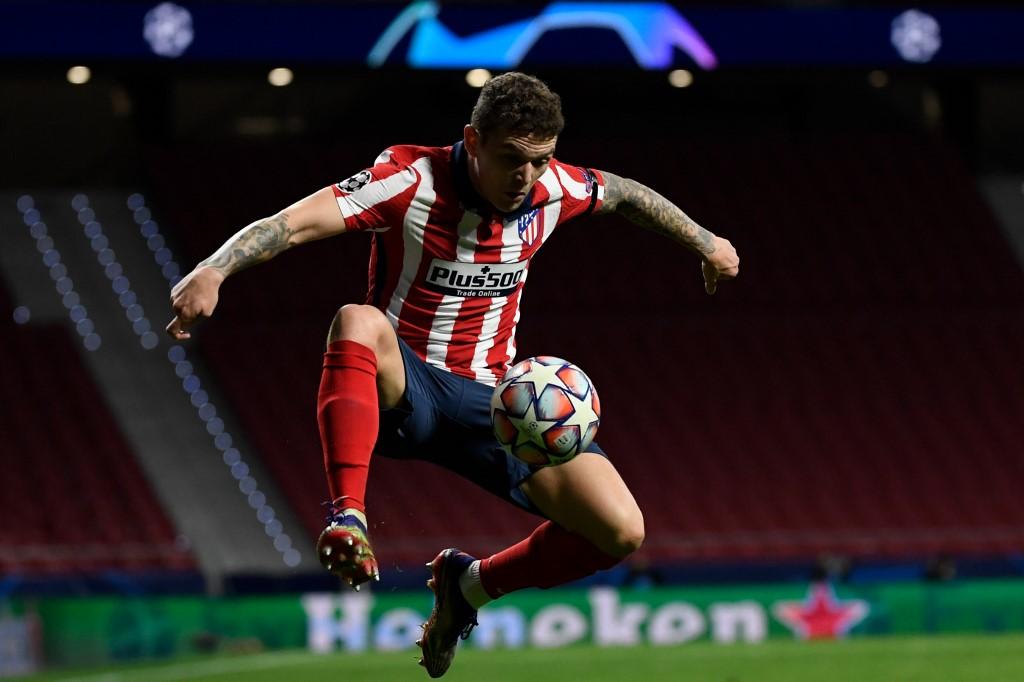 Trippier ya podría volver a jugar con el Atlético de Madrid