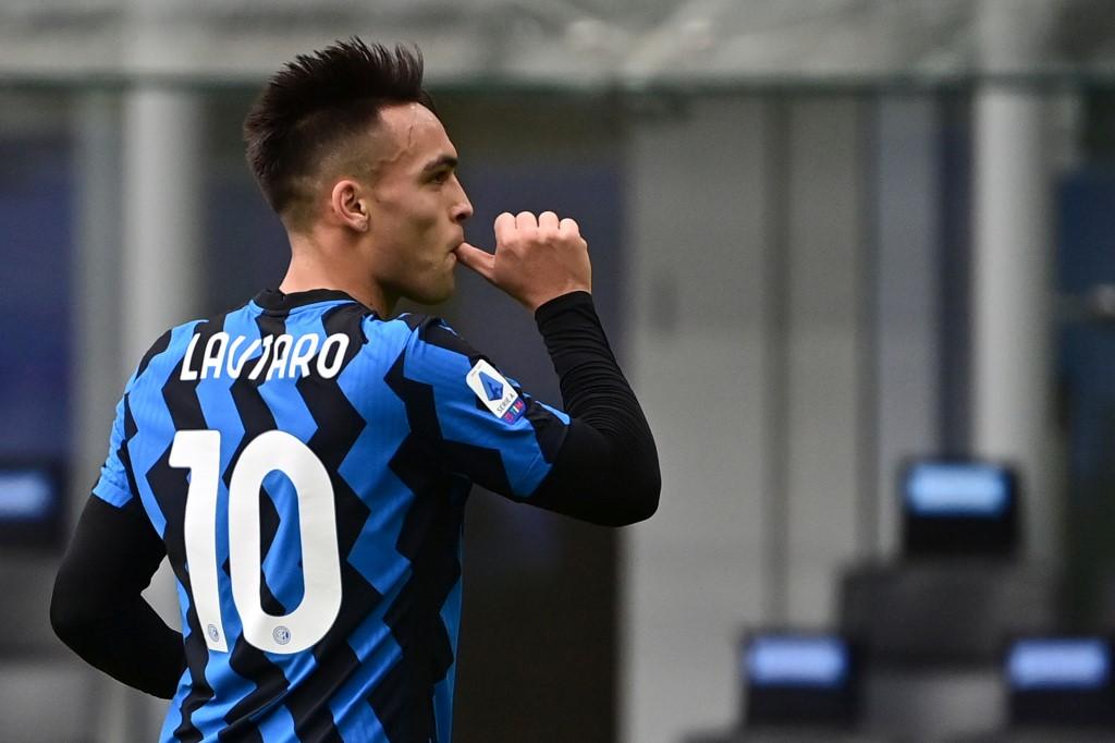 Inter golea al Crotone con tres anotaciones de Lautaro Martínez