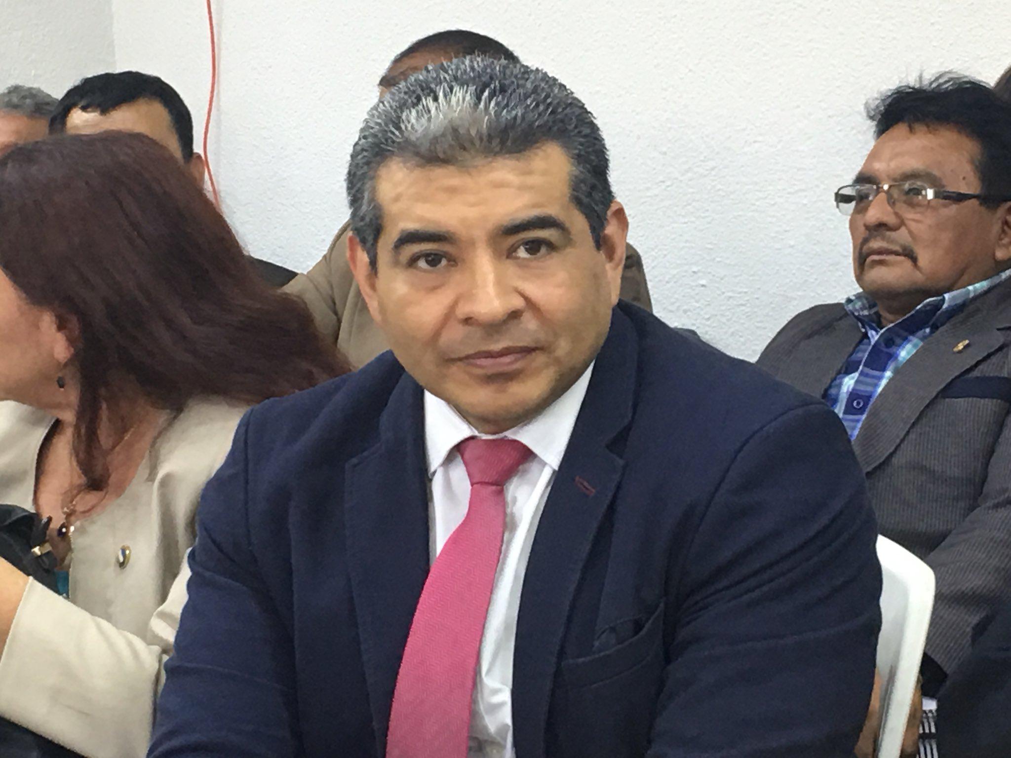 El magistrado Harold Estuardo Ortiz Pérez se habría reunido con el empresario Gustavo Alejos.