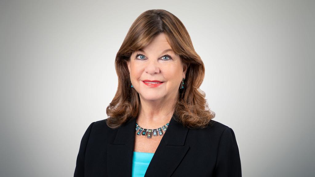 Patricia Lee Refo, presidenta de la Asociación de Abogados de EE. UU. (ABA, por sus siglas en inglés).