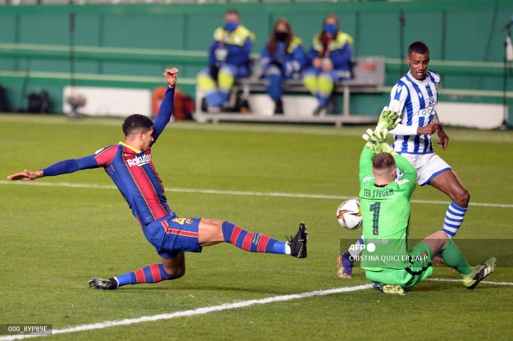 Barcelona avanza a la final de la Supercopa de España