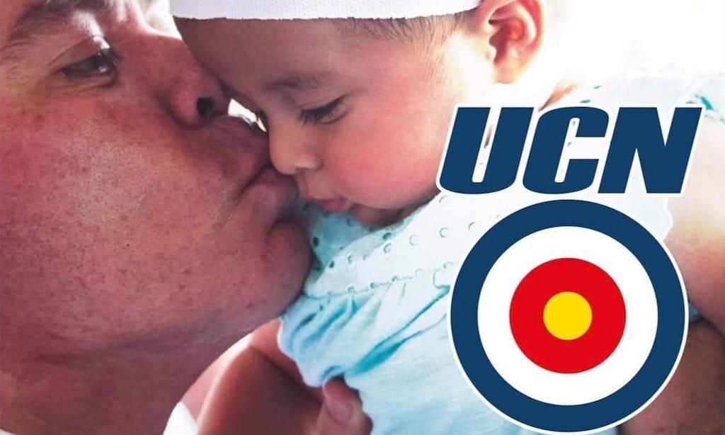 Campaña electoral de Mario Estrada, por la Unión del Cambio Nacional (UCN).