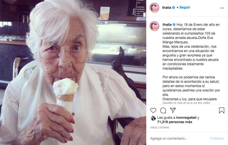 abuela Thalia
