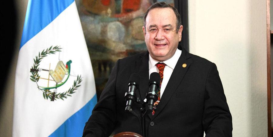 Presupuesto Alejandro Giammattei
