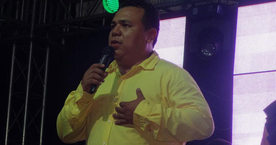 Carlos Danilo Preciado Navarijo