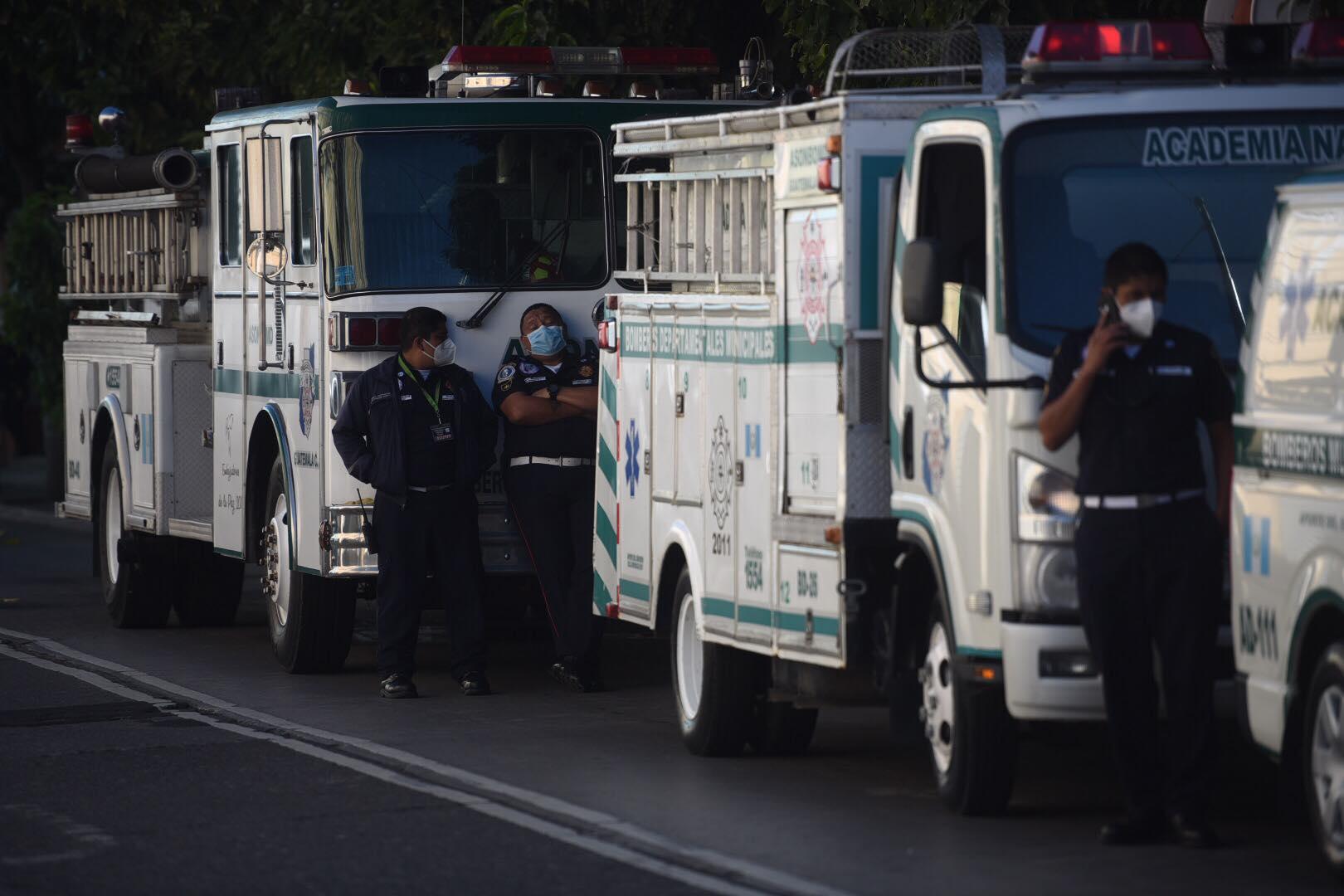 Seguridad y cierres vehiculares en zona 1 por actividades del Congreso y Gobierno