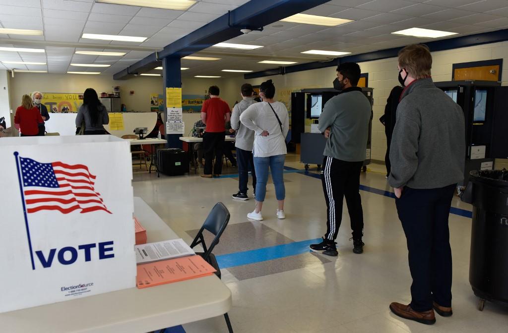 Elección en Georgia 2021