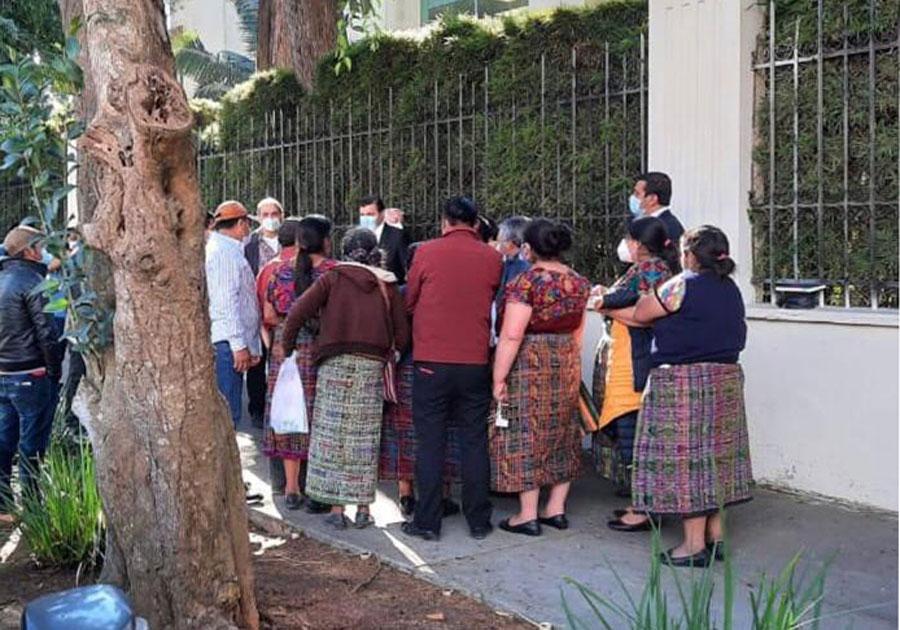 Pobladores de San Marcos creen que familiares están entre víctimas de Tamaulipas